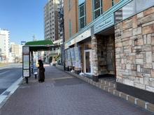 中村区役所駅から質トダ屋の道順4_太閤通を名古屋駅方面へ2