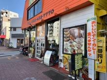 中村区役所駅から質トダ屋の道順5_太閤通を名古屋駅方面へ3