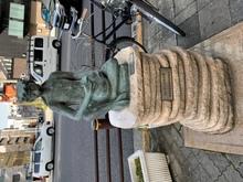 名古屋駅の近くにあるかっぱの像