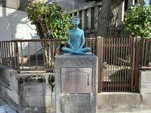 名古屋駅近くのかっぱの像2