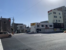 名古屋駅から質トダ屋までの道順8・太閤通