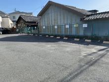 名古屋駅から質トダ屋までの道順11・質トダ屋駐車場